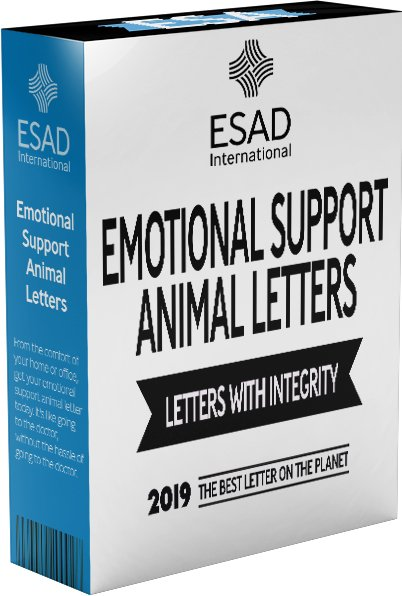 Emotional Support Animal Letters