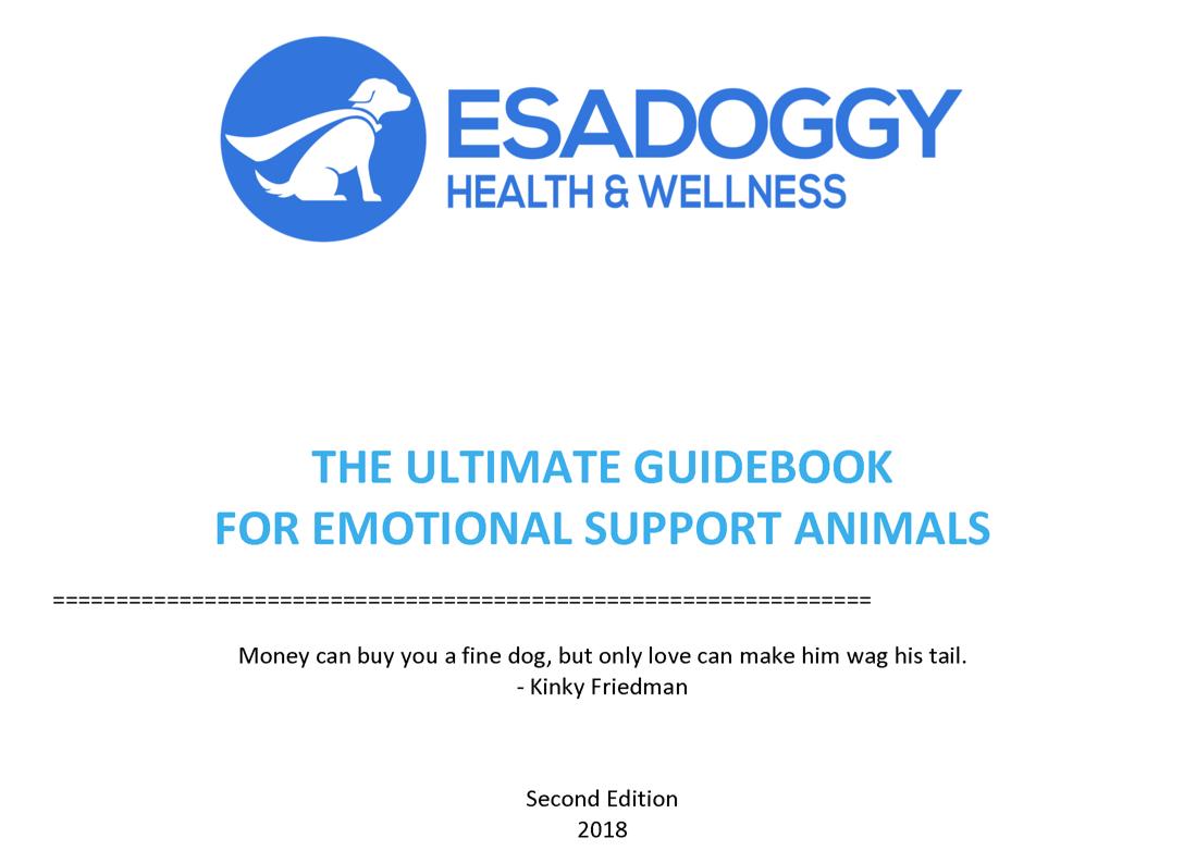 ESA Guidebooks